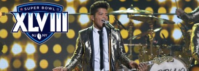 Bruno Mars - Super Bowl