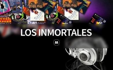 Los Inmortales, Mortal FM radio dance