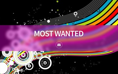 Logotipo - Programa - Most Wanted