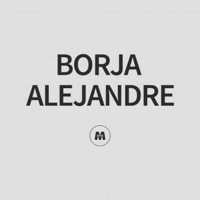 Logotipo - Borja Alejandre