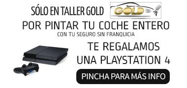 Taller Gold Santovenia de Pisuerga, Valladolid PlayStation 4