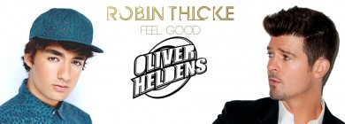 Robin Thicke & Oliver Heldens