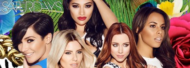 Foto para noticia - The Saturdays