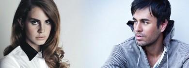 Lana Del Rey y Enrique Iglesias
