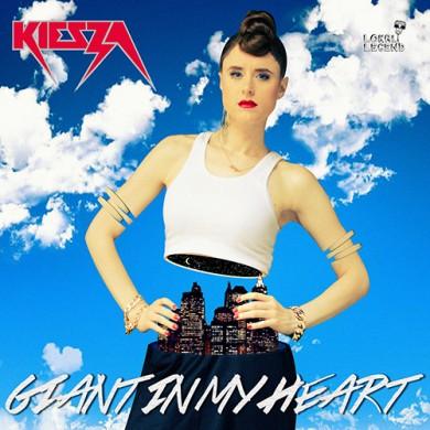 Carátula - Kiesza - Giant In My Heart