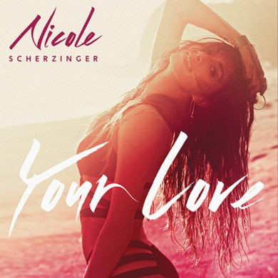 Carátula - Nicole Scherzinger - Your Love