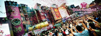 Foto para noticia - Tomorrowland 2014