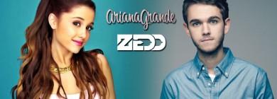 Foto para noticia - Ariana Grande - Zedd