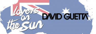 Foto para noticia - David Guetta - Lovers On The Sun - Australia