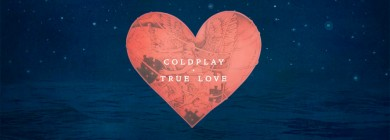 Carátula para noticia - Coldplay - True Love