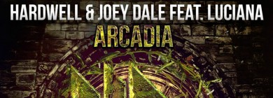 Carátula para noticia - Hardwell - Arcadia