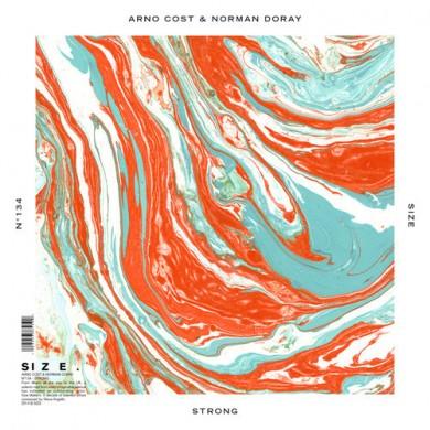 Carátula - Norman Doray & Arno Cost - Strong