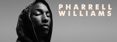 Foto para noticia - Pharrell Williams