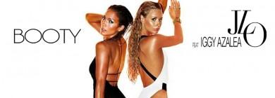 Foto para noticia - Jennifer Lopez & Iggy Azalea - Booty