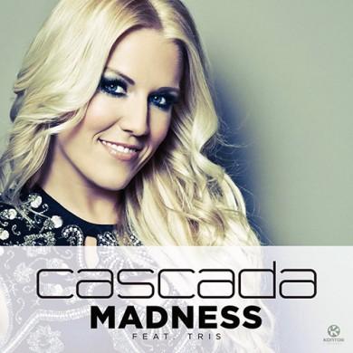 Carátula - Cascada feat. Tris - Madness