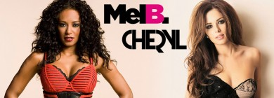 Foto para noticia - Cheryl & Mel B