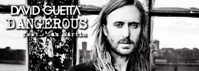 Foto para noticia - David Guetta - Dangerous