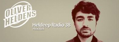 Heldeep Radio - Oliver Heldens - Tracklist