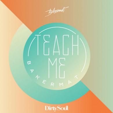 Carátula - Bakermat - Teach Me