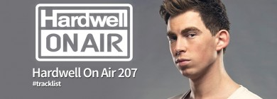 Carátula - Hardwell-Tracklist