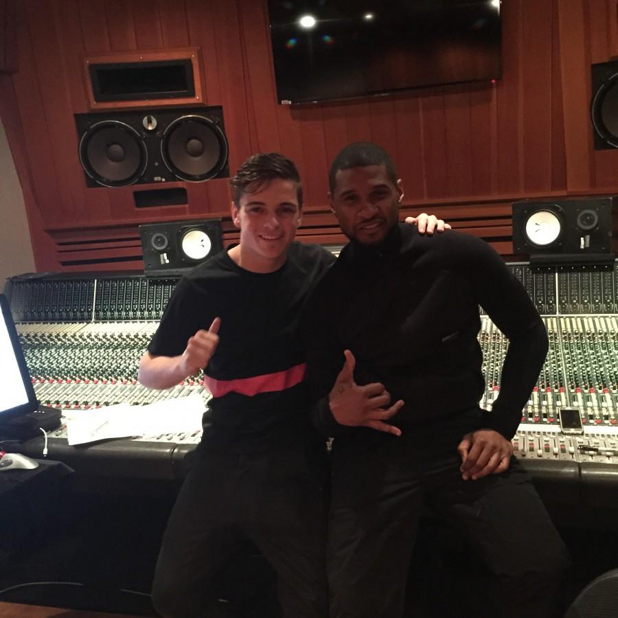 Martin-Garrix-and-Usher-in-the-Studio