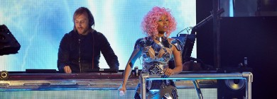 Foto para noticia - David Guetta & Nicki Minaj