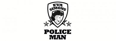 Foto para noticia - Eva Simons - Policeman