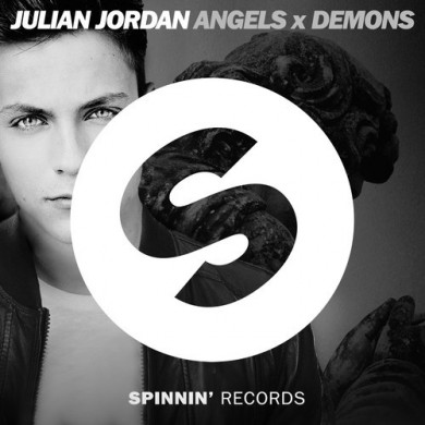 Carátula - Julian Jordan - Angels X Demonds