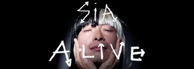 Foto para noticia - Sia - Alive