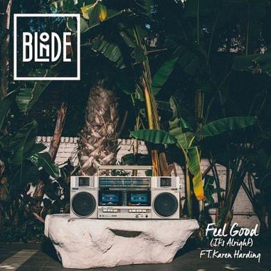 Carátula - Blonde feat. Karen Harding - Feel Good