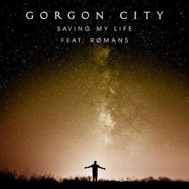 Carátula - Gorgon City feat. Romans - Saving My Life