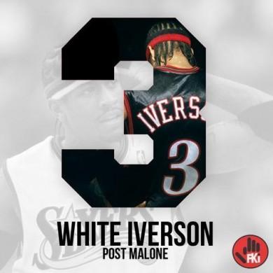 Carátula - Post Malone - White Iverson