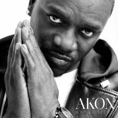 Carátula - Akon - Hypnotized