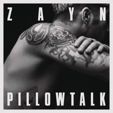 Carátula - Zayn - Pillowtalk