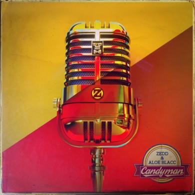 Carátula - Zedd feat. Aloe Blacc - Candyman