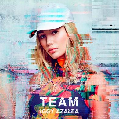 Carátula - Iggy Azalea - Team