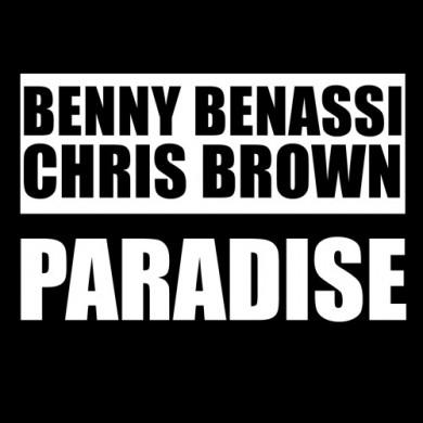 Carátula - Benny Benassi feat. Chris Brown - Paradise