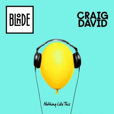 Carátula - Blonde & Craig David - Nothing Like This
