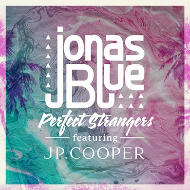 Carátula - Jonas Blue - Perfect Strangers