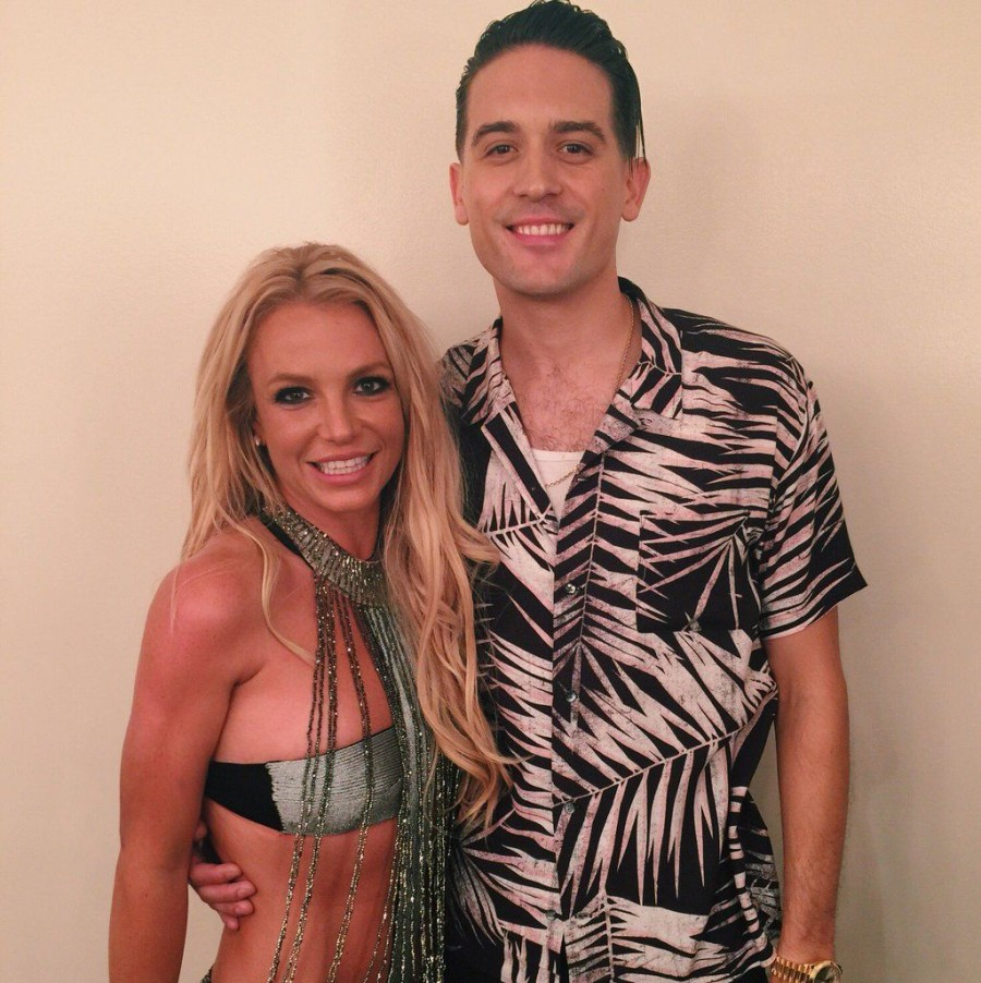 Britney Spears & G-Eazy