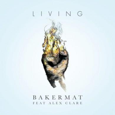 Carátula - Bakermat feat. Alex Clare - Living