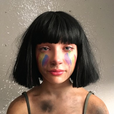 Carátula - Sia - The Greatest