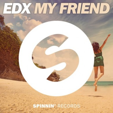 Carátula - EDX - My Friend