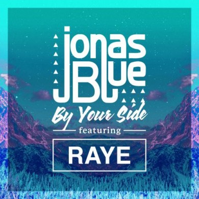 Carátula - Jonas Blue feat. Raye - By Your Side