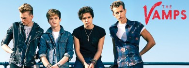 Foto para noticia - The Vamps