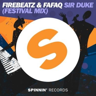 Carátula - Firebeatz & Fafaq - Sir Duke