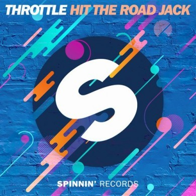 Carátula - Throttle - Hit The Road Jack