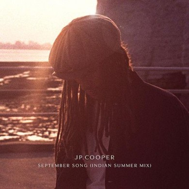 Carátula - Jp Cooper - September Song