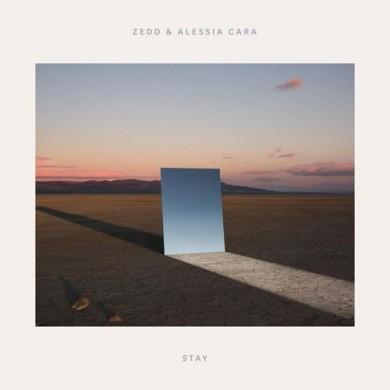 Carátula - Zedd feat. Alessia Cara - Stay