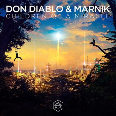 Carátula - Don Diablo - Children Of A Miracle